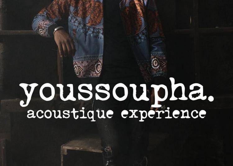 Youssoupha - Acoustique Expérience à Hem