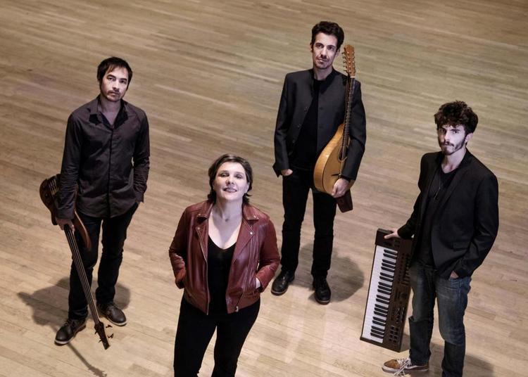 Youenn Lange // Annie Ebrel Quartet