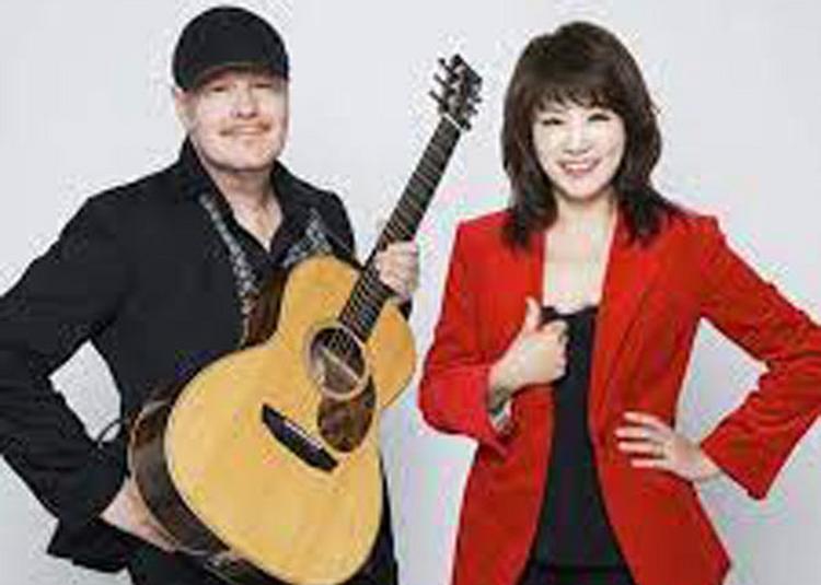 Youn Sun Nah + Ulf Wakenius Duo à La Petite Pierre