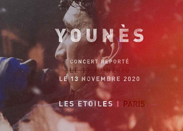 Younes à Paris 10ème