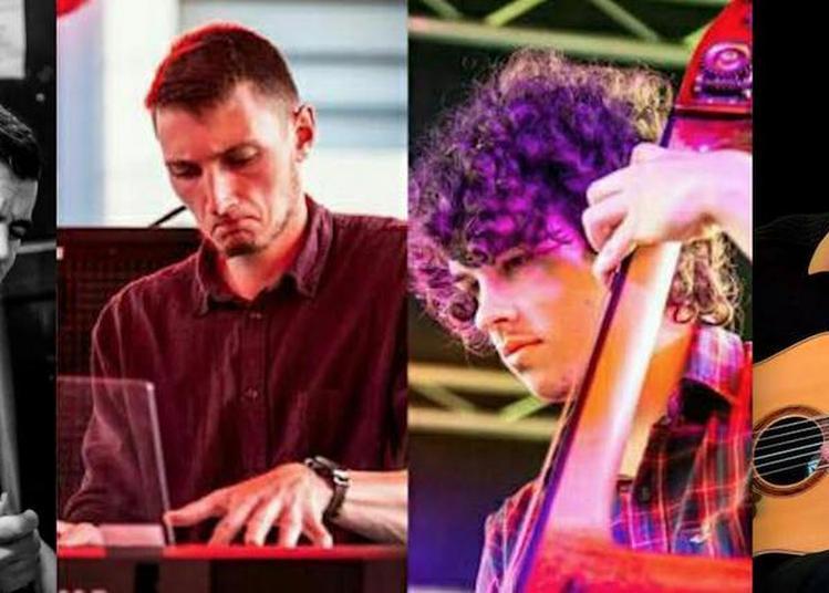 Young River Jazz tous les 1ers jeudis du mois - Soulful times quartet à Rouen