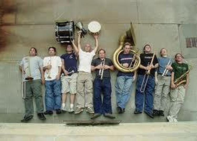 Youngblood Brass Band + Guest à Tourcoing