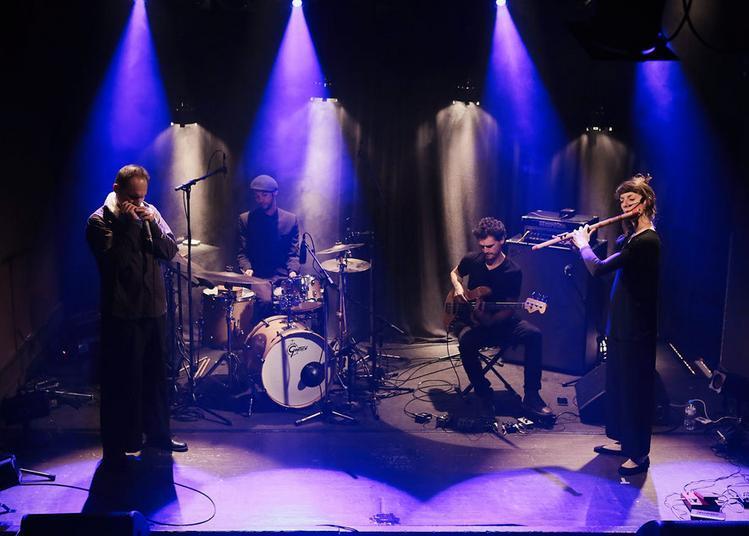 Youpi quartet - jazz épicé à Labastide d'Armagnac