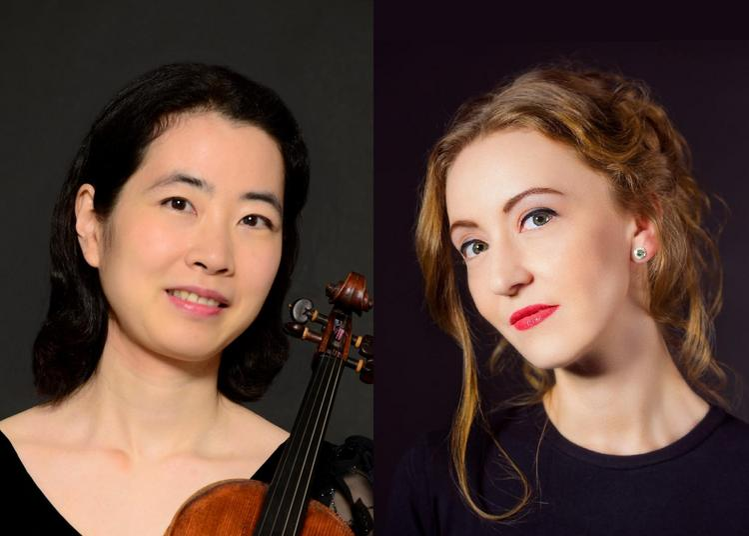 Yuri Kuroda, violon & Alexandra Matvievskaya, piano à Paris 9ème