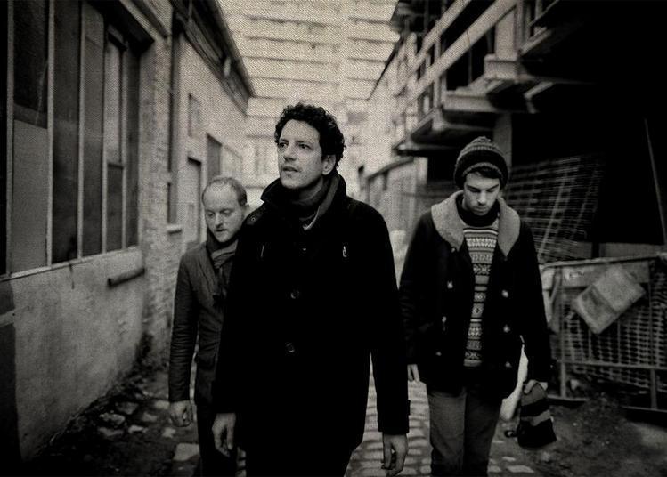 Yuval Amihai Trio en concert au Moncoeur à Paris 20ème