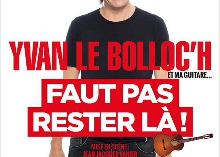 Yvan Le Bolloc'H à Ondres