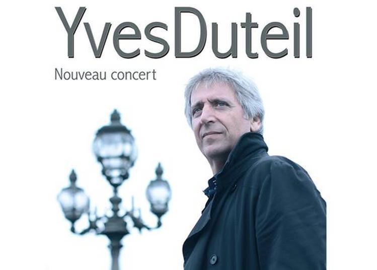 Yves Duteil à Paris 10ème