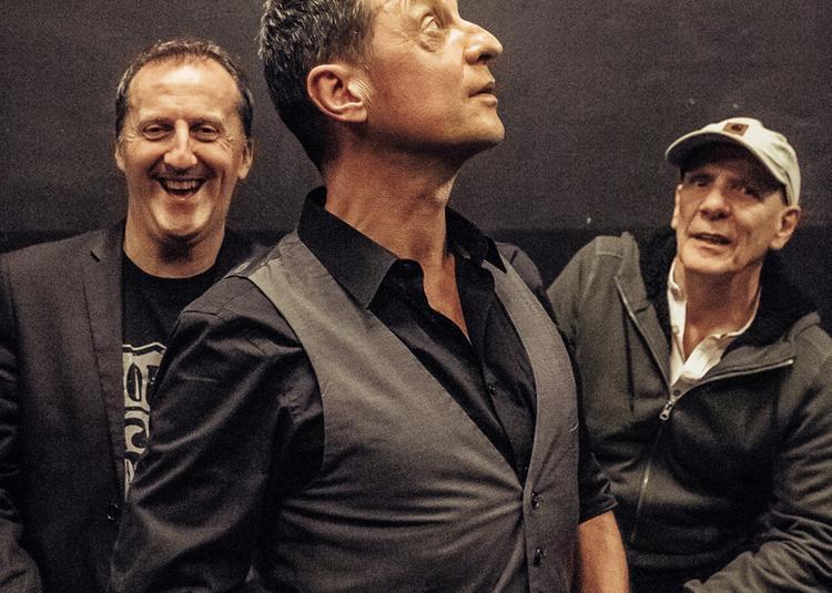Yves Jamais et Tom Bird à Bonneville