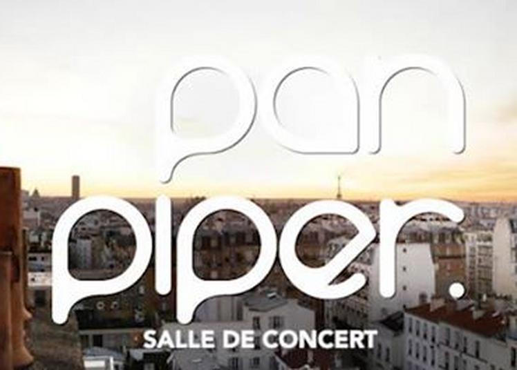 Yves Jamait at Pan Piper (April 20, 2018) à Paris 11ème