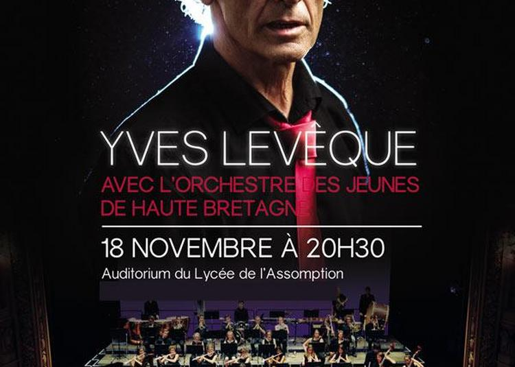 Yves Leveque à Rennes