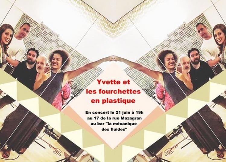 Yvette Se Met à Table... à Paris 10ème