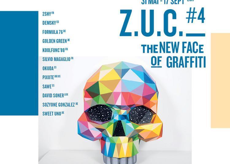 Z.u.c. #4 The New Face Of Graffiti à Metz