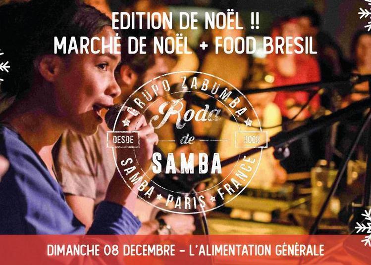 Zabumba - Marche De NoËl ! à Paris 11ème