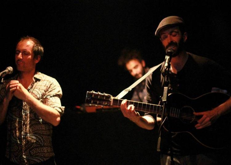 Zacharie, le crooner-folk au PAX à Saint Etienne