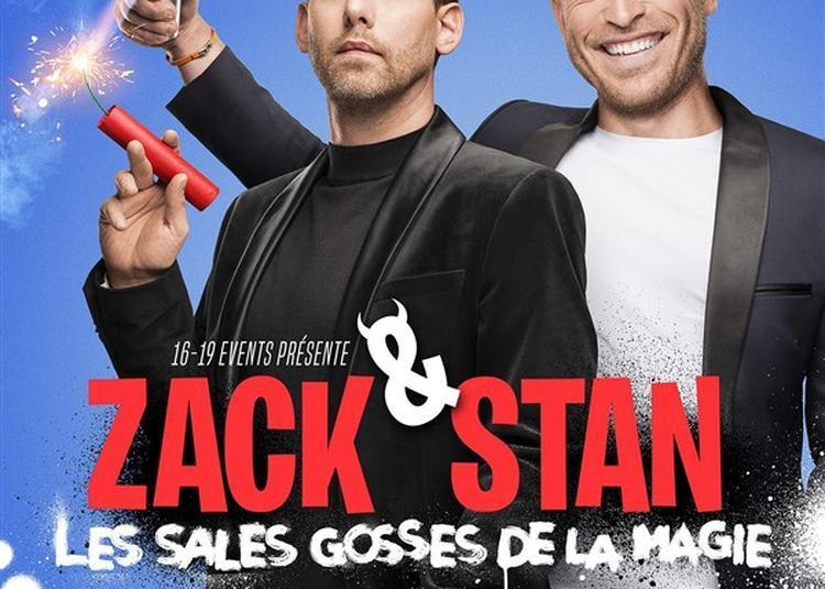 Zack Et Stan Dans Les Sales Gosses De La Magie à Perols