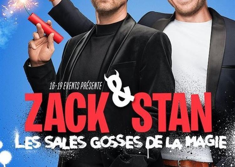 Zack & Stan Dans Les Salles Gosses De La Magie à Six Fours les Plages