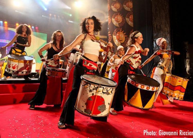 Carnaval Do Brasil à Paris 19ème
