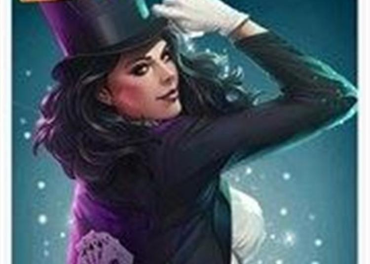 Zatanna Dans Magie Et Mentalisme à Marseille
