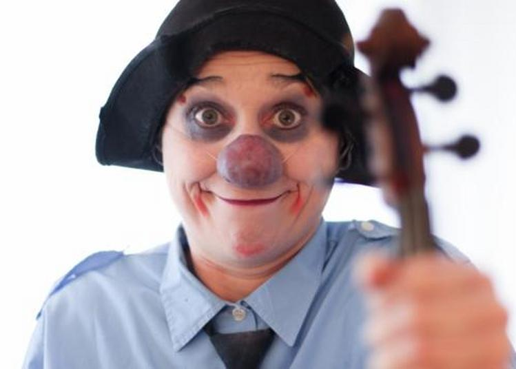 Ze Big Grande Musique D'emma La Clown - Cie La Vache Libre à Pont l'Abbe