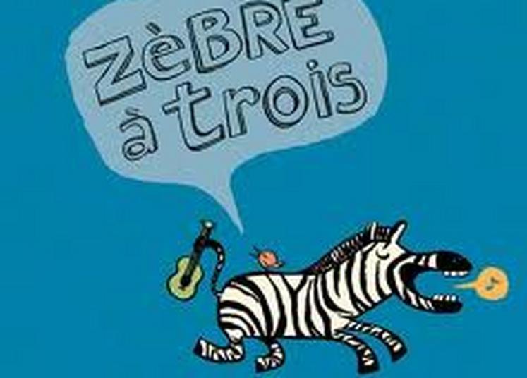 Zebre A Trois à Beaucourt