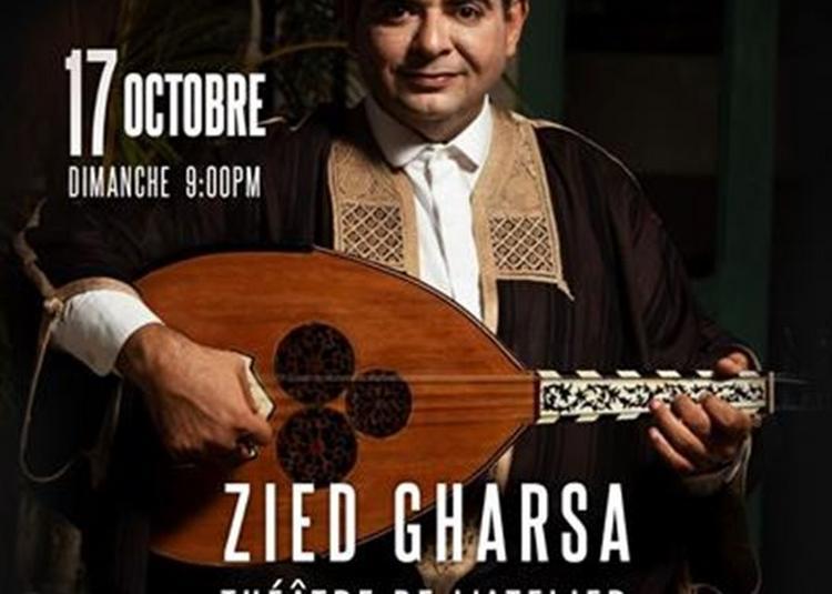 Zied Gharsa à Paris 18ème