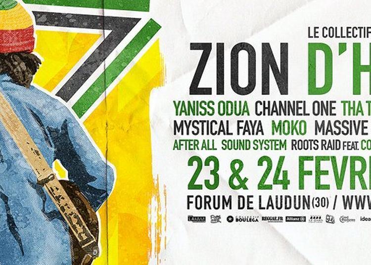 Zion D'Hiver Festival # 7 - 2018 à Laudun