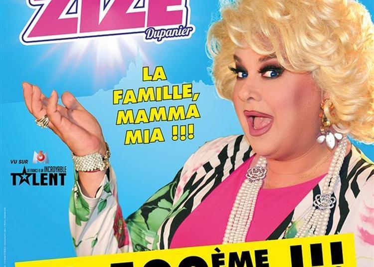 Zize Dans La Famille, Mamma Mia ! à Paris 10ème