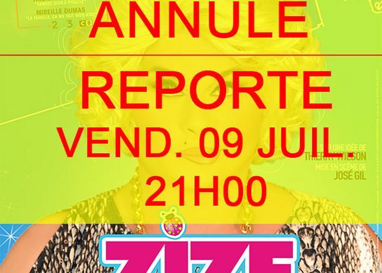 Zize - report à Ensues la Redonne