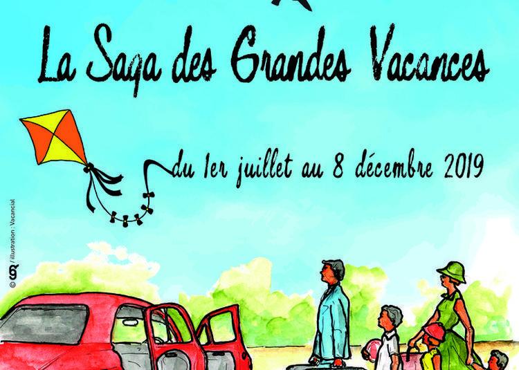 Zoom Sur L'exposition Temporaire « La Saga Des Grandes Vacances » à Amplepuis