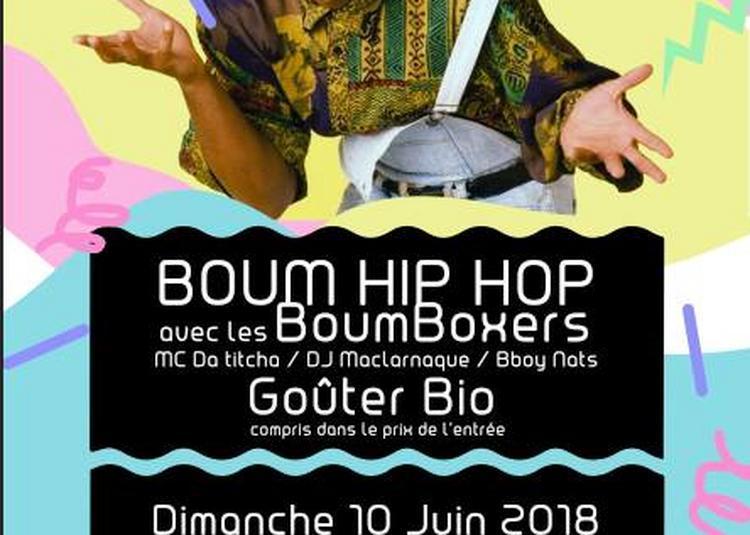 Zou boum hip-hop à Dinard