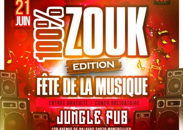 100% Zouk | Edition Fête De La Musique à Montpellier