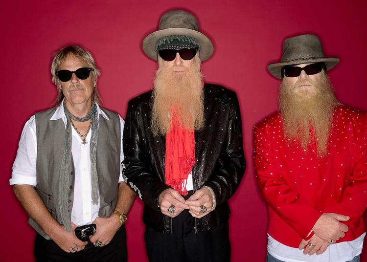 Zz Top à Nancy