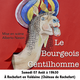 Le bourgeois gentihomme