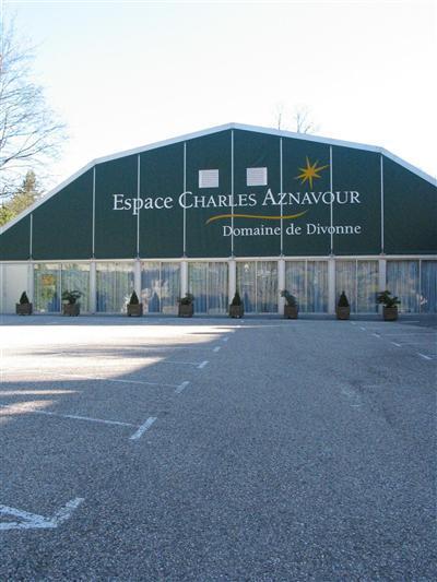 Gospel casino divonne