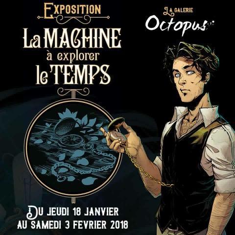 Exposition la machine explorer le temps de mathieu for Expo paris fevrier