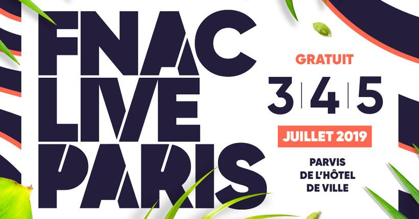 """Résultat de recherche d'images pour """"fnac live 2019"""""""