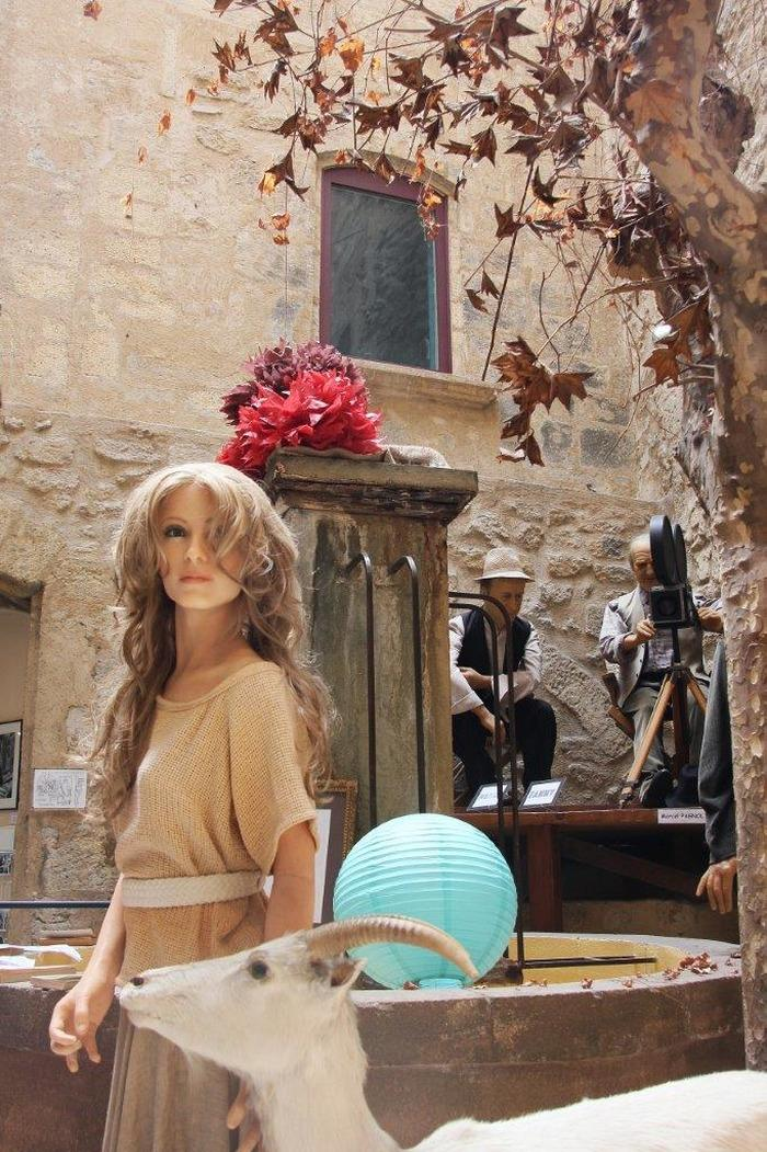 Spectacle hommage marcel pagnol salon de provence for Theatre salon de provence