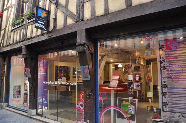 La Maison du Boulanger - Centre culturel à Troyes