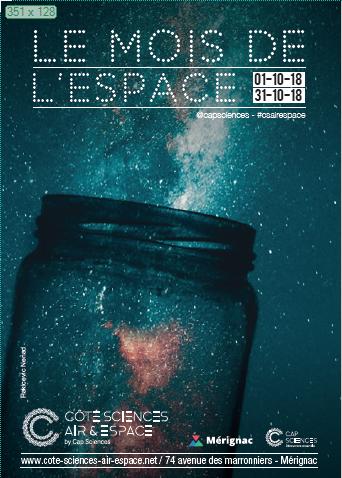 Exposition Le Mois De L Espace 224 Bordeaux Mercredi 31