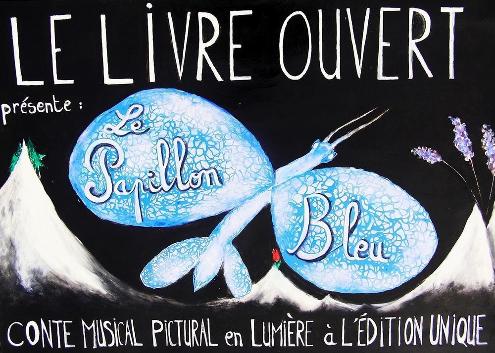 Spectacle Le Papillon Bleu A Auxerre Samedi 16 Novembre 2019
