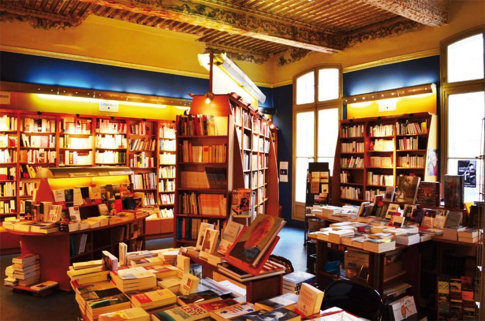 Librairie de provence aix en provence for Librairie salon de provence