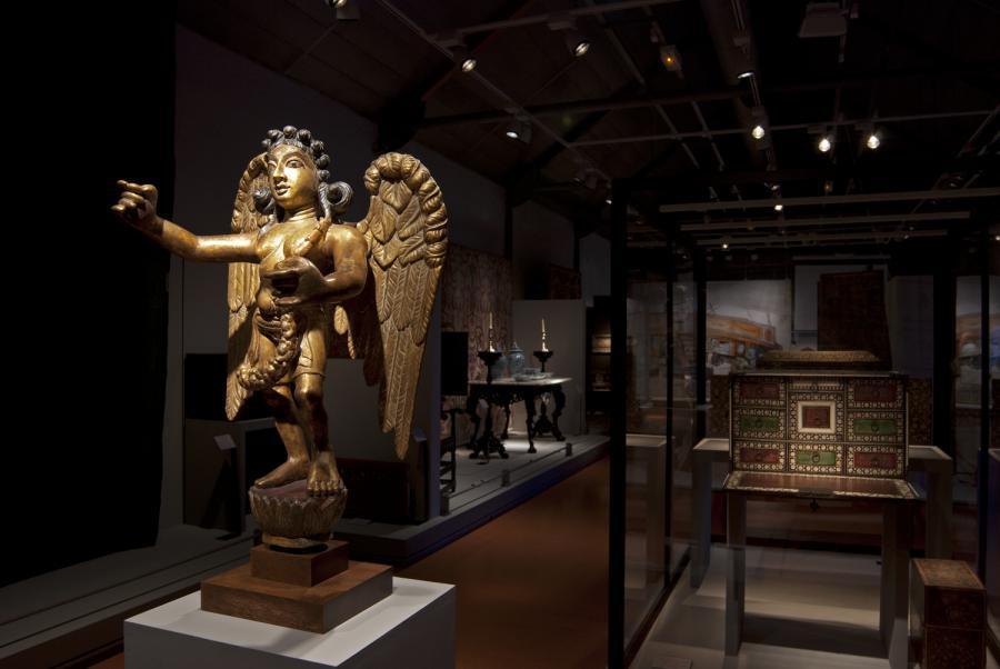Mus e des arts d coratifs de l 39 oc an indien saint louis - Musee des arts decoratifs metro ...
