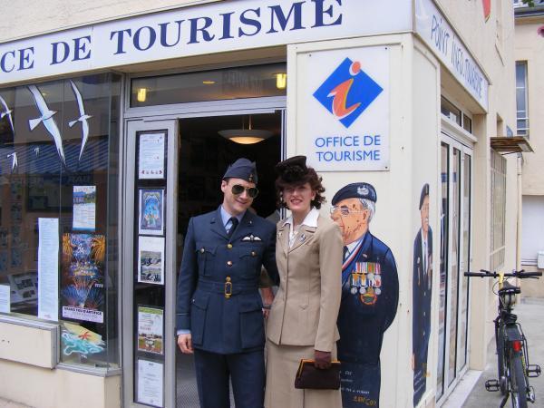 Office de tourisme d 39 arromanches les bains - Office de tourisme balaruc les bains ...
