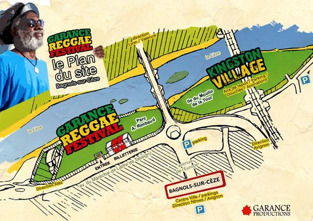 bagnols reggae festival pass 3 jours 2018. Black Bedroom Furniture Sets. Home Design Ideas
