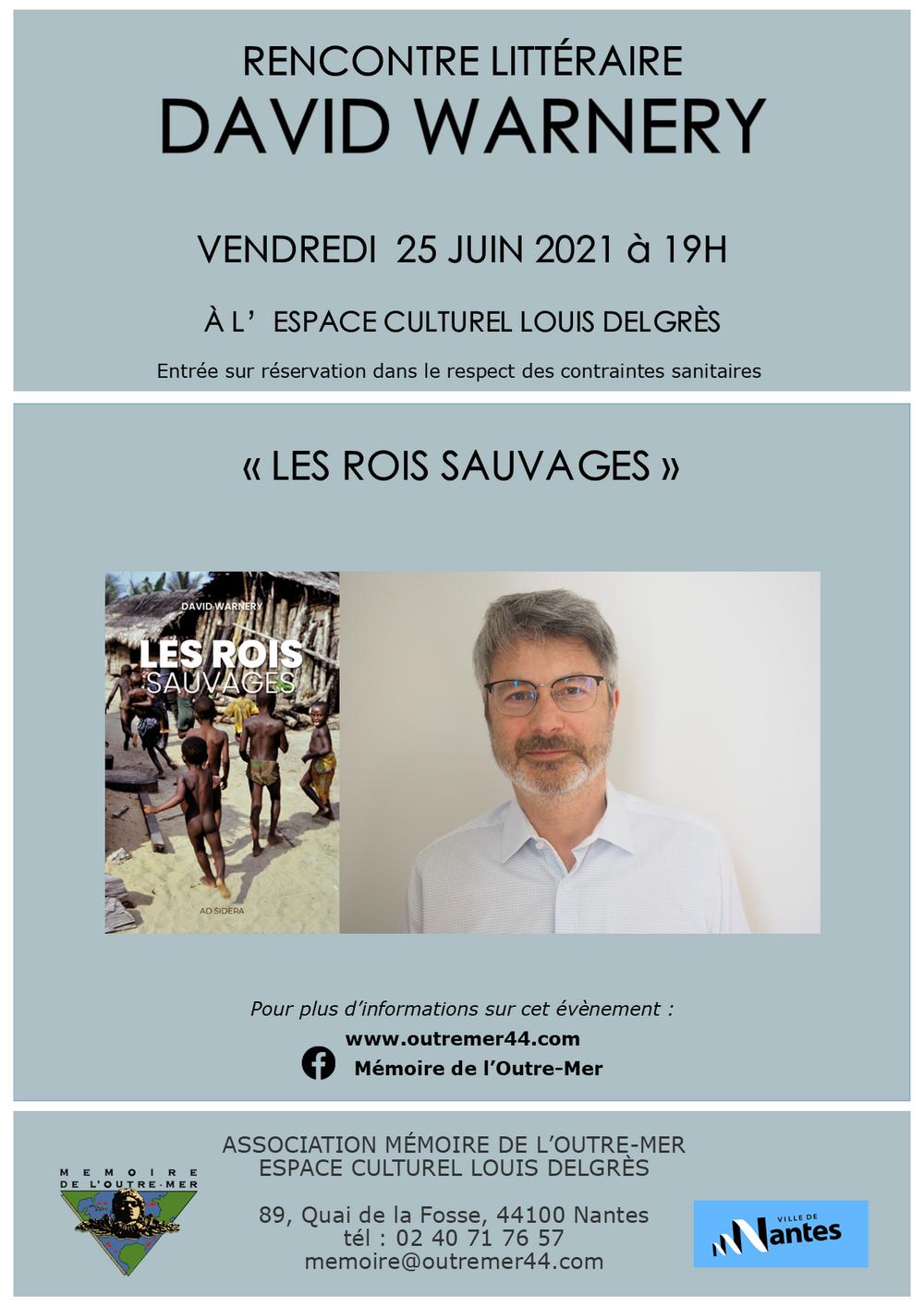 Rencontres Littéraires Nordiques Nantes