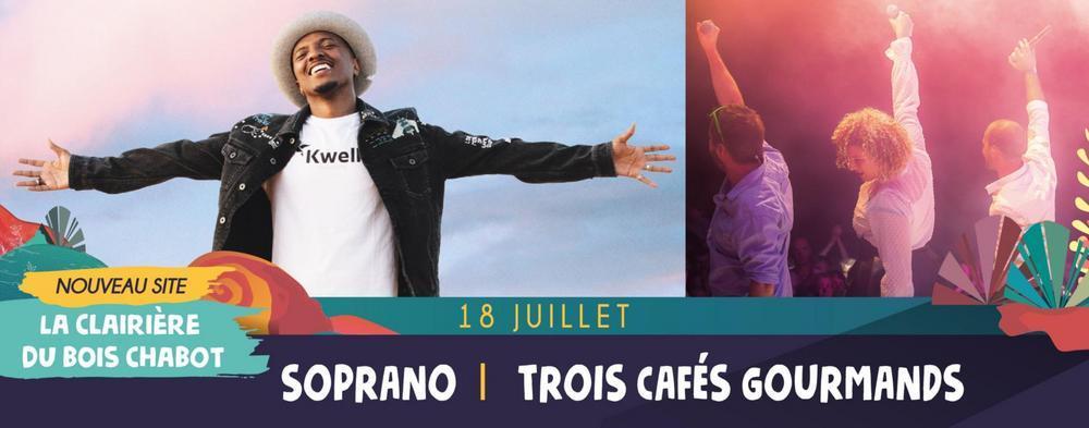 Concert Soprano Trois Cafes Gourmands A Saint Malo Du Bois Le 18