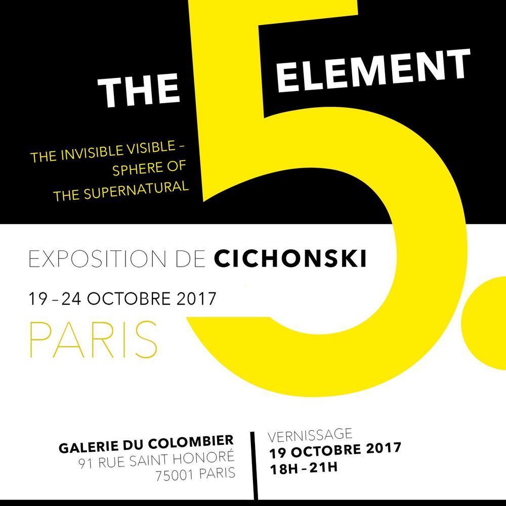 Exposition the fifth element paris mardi 24 octobre 2017 - Expo paris octobre 2017 ...