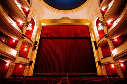 Th tre de la porte saint martin paris - Theatre de la porte saint martin plan ...