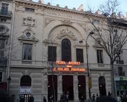 Th tre de la porte saint martin paris - Theatre de la porte saint martin metro ...