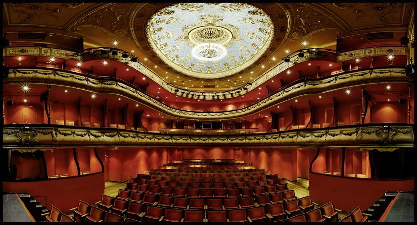 Théâtre du Jeu de Paume à Aix en Provence